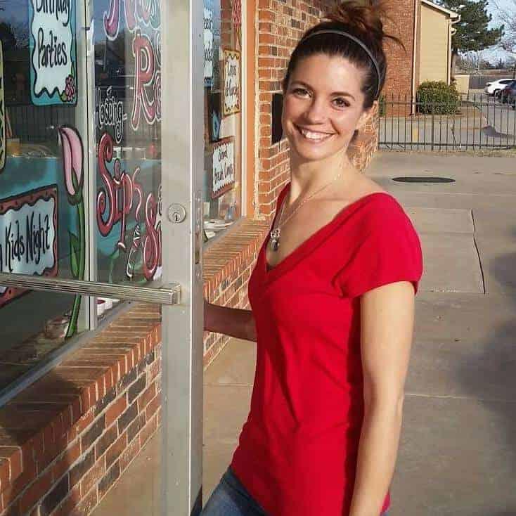 Kimberly Scott Artsy Rose Academy teacher