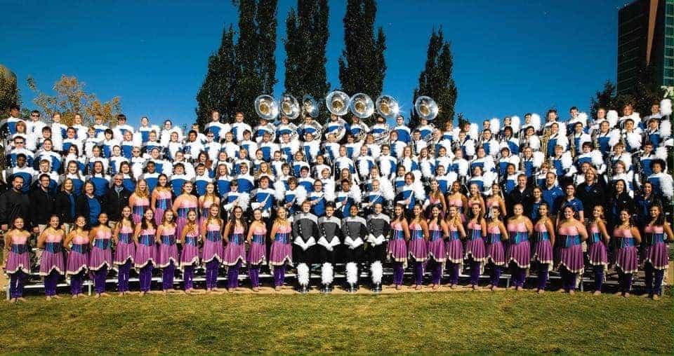 Choctaw High School Band 2016