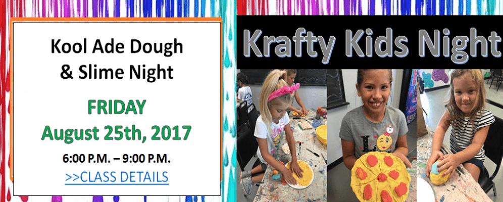 Art Classes for kids OKC & Edmond metro area